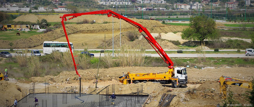Concrete Line Pump